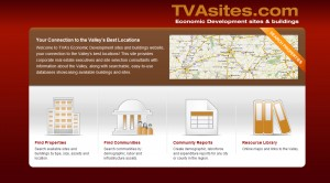 TVA Sites Website
